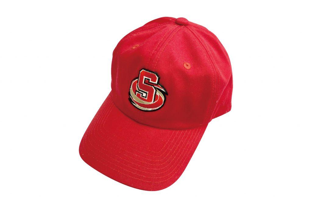 2021年度ロゴ刺繍ワッペン帽子